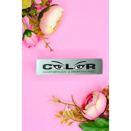 Краска Color для бровей и ресниц, Графит, 15 мл