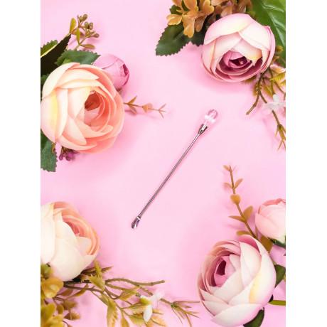 Ложечка для хны Розовый