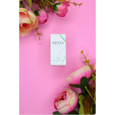 Хна для бровей с экстрактом имбиря Henna Refresh, 3г Brunette