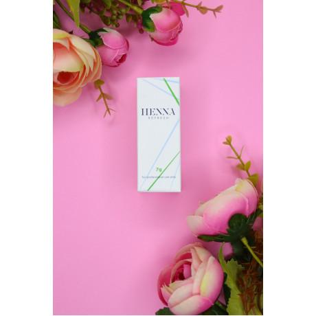 Хна для бровей с экстрактом имбиря Henna Refresh, 7г Chestnut