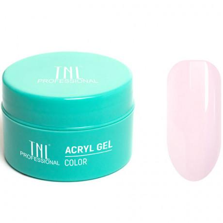 TNL Acryl Gel камуфлирующий розовый парфа