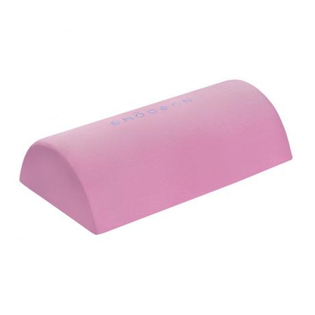 Валик универсальный 4-Zones memory foam розовый