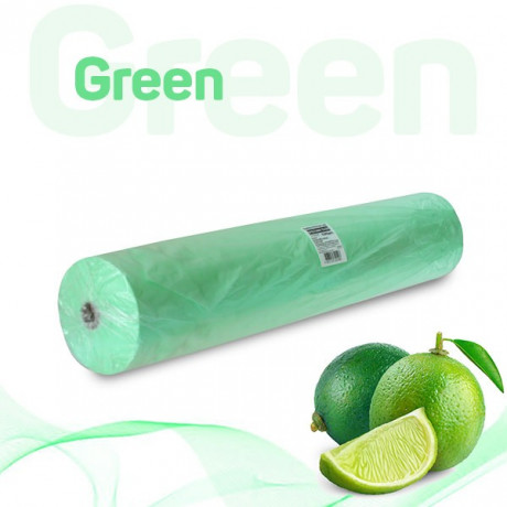 Простыни 70*200 EleWhite Standart Plus зеленый