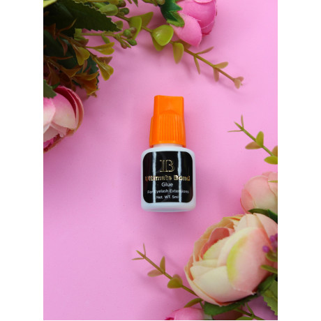Клей I-Beauty Ultimate Bond, оранжевая крышка, 5 мл