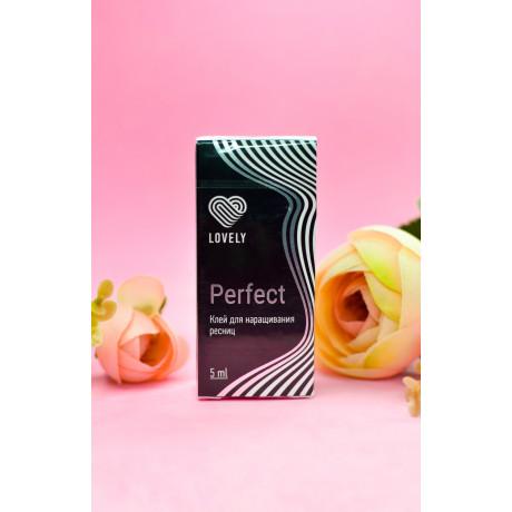 """Клей чёрный Lovely """"Perfect"""", 5мл"""