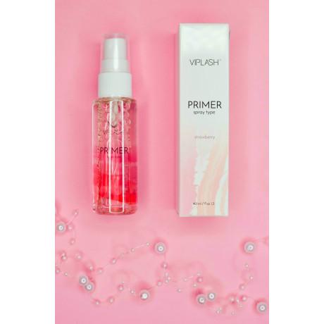 Праймер спрей VIPLASH с ароматом клубники