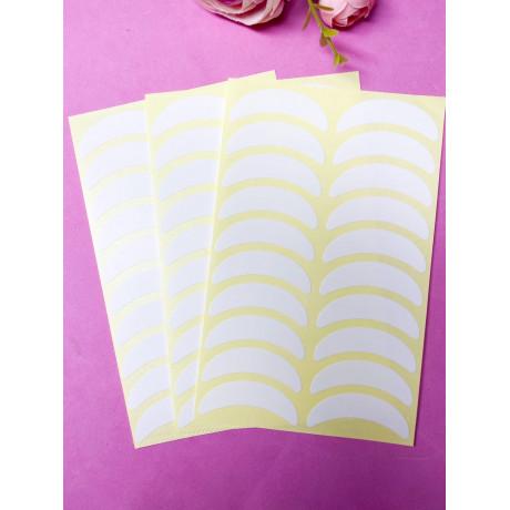 Наклейки виниловые 1 лист 20 пар