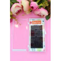 Ресницы Lash&Go Ombre Pink (16 линий)